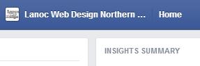 Click on the Facebook Home Button